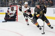 Las Vegas Golden Knights Depth Chart Patrick Brown Could Provide Much Needed Depth For Golden