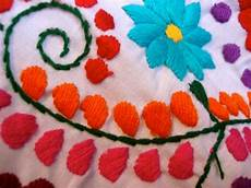 bobby pin bandit mexican embroidery