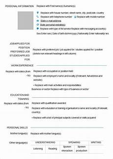 How To Fill Resumes Blank Resume Templates 32 Free Samples Examples