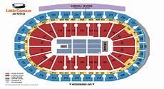 Little Caesars Arena Seating Chart Detroit Pistons Seating Chart Little Caesars Arena In