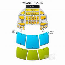 Wilbur Theater Seating Chart Ticketmaster Wilbur Theatre Tickets Wilbur Theatre Information
