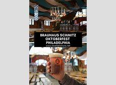 Brauhaus Schmitz Brings Oktoberfest to Philadelphia