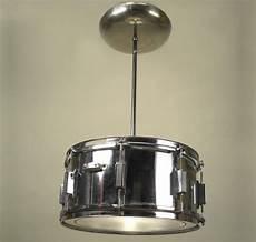 Copper Drum Light Fixture Snare Drum Pendant Lighting Id Lights