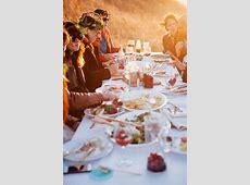 Midsummer Pop Up Dinner Party