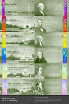Us Currency Designs Indextwo Currency Redesign