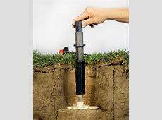Sprinkler Removal System   by Tru Landscape Design