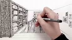 Architecture Design Drawing Techniques Hand Drawing Interior Design Courses Youtube