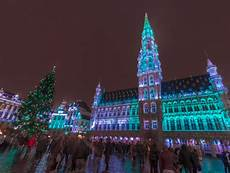 Brussels Christmas Market Light Show Christmas Market Of Brussels What Is There To Do And See