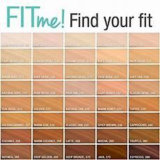 Maybelline Better Skin Foundation Colour Chart Maybelline Makeup Fit Me Matte Poreless Liquid