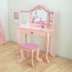 kidkraft princess vanity stool kid 76123 ebay