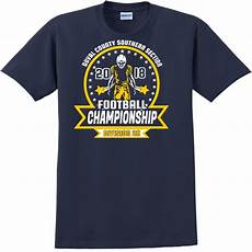 Football T Shirt Designs Football Championship Teamwear T Shirts