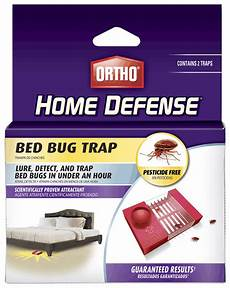 home defense bed bug trap ortho