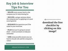 Tips For Job The Only Interview Tip You Ll Ever Need To Get The Job