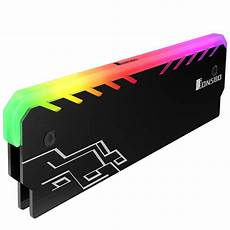 Super Spreader Light Diffuser Jonsbo Nc 1 Heatspreader Lets You Add Rgb Bling To Your