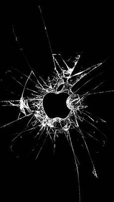 broken blue iphone wallpaper broken glass apple iphone 5 se wallpaper