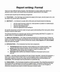 Template For A Report Business Report Format Report Writing Format Persuasive