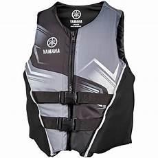 Yamaha Life Jacket Size Chart Yamaha Neoprene Combo Vest Highlands Yamaha