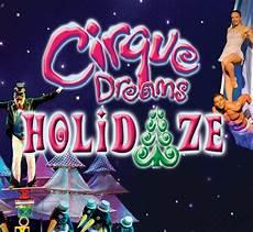 Cirque Dreams Holidaze Nashville Seating Chart Cirque Dreams Holidaze Tickets 13th December Dolby