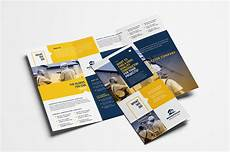 Brochure Templates For It Company Construction Tri Fold Brochure Brochure Templates
