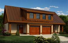carriage house plan with workshop 9825sw architectural