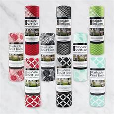 dii kitchen millennium non adhesive shelf liner dots black