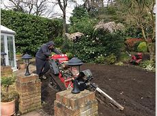 Turf & Irrigation Project in Kingston on Thames Surrey by