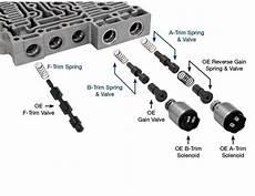 3700012k Allison 1000 2000 2400 Kit A Amp B Valves A B F Springs