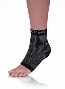 cooper fit ankle sleeve copper fit unisex advanced support ankle