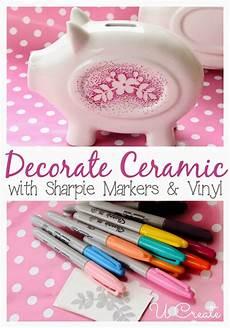 crafts sharpie make stenciled sharpie ceramics 187 dollar store crafts
