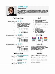 Cv Templates For Microsoft Word Free Timeline Cv Template In Microsoft Word