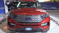 ford usa explorer 2020 2020 ford explorer limited exterior and interior