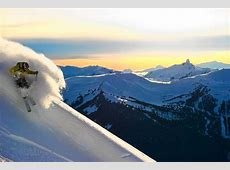 The Best Skiing in North America, at Whistler Blackcomb in