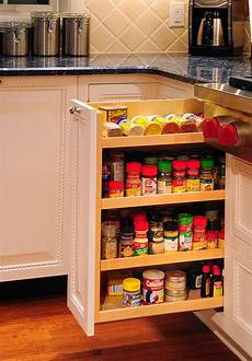 why your kitchen needs a spice cabinet