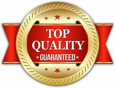 Best Job Qualities Golden Top Quality Seal Badge With Red Ribbon Free Vector
