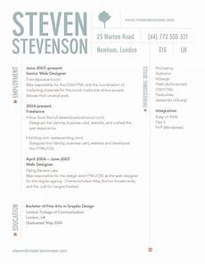 Best Designed Resume Wilson Personal Amp Professional Development Ppd