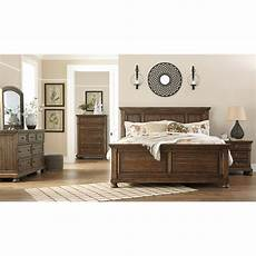 Signature Design By Starberry 4 Piece Queen Bedroom Set Signature Design By Flynnter California King Panel