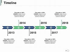 Examples Of Timeline Timeline Example Of Great Ppt Template Presentation