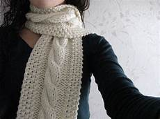 knit free 56 free cable knitting patterns for scarves b0adicea 039