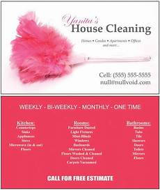 House Cleaning Business Cards Ideas Samples Of Cleaning Business Cards Business Cards