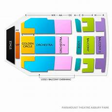 Paramount Asbury Park Seating Chart Paramount Theatre Asbury Park Tickets 8 Events On Sale