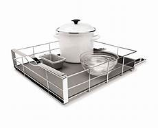 simplehuman 20 inch pull out cabinet organizer