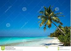 Tropical Island Paradise Tropical Island Paradise And Boat Stock