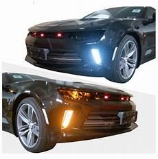 2018 Camaro Rs Lights Daytime Running Light Fog Lights 2016 2018 Camaro Lt Rs