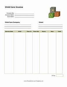 babysitting receipt template babysitting invoice template seven moments that basically