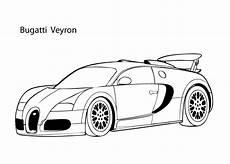 car buggati veyron coloring page cool car printable