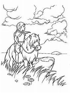 quest for camelot coloring page malvorlagen die legende
