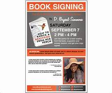Book Flyers Examples Book Signing Poster For Promoting Book Google Search