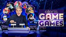 Game Show Game Watch Ellen S Game Of Games Episodes Nbc Com