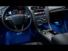 2010 Ford Fusion Ambient Lighting Anyone With A 2013 2018 Ford Fusion That Have Ambient