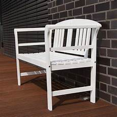 panchina per giardino panchina da giardino in legno a 2 posti stile shabby chic